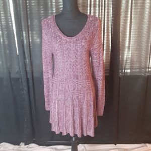 **4/$25** New Directions Sweater dress